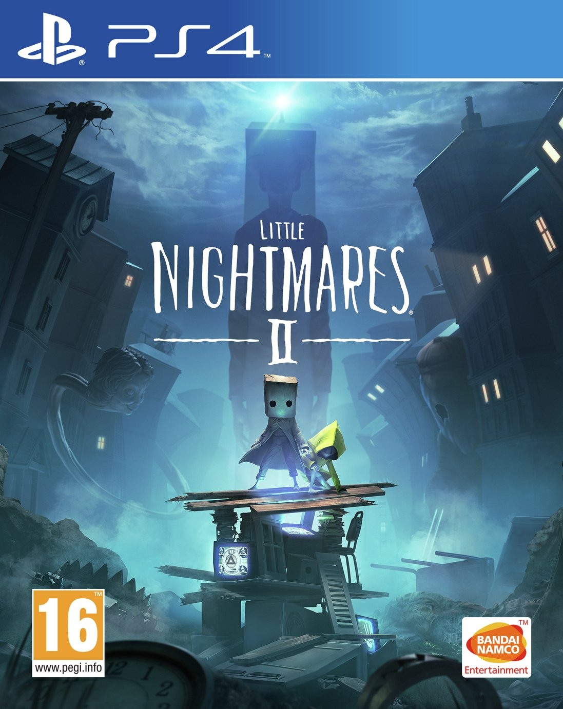 Little Nightmares 2 PS4 Pre-Order Game