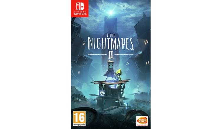 Little Nightmares 2 Nintendo Switch Pre-Order Game