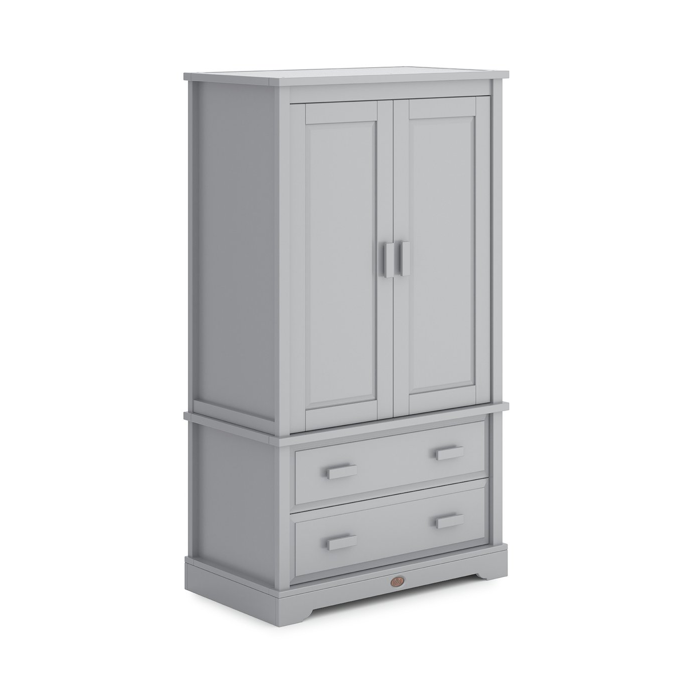 Boori 2 Door 2 Drawer Wardrobe - Pebble