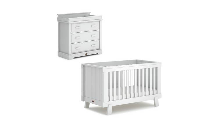 Boori Lucia 2 Piece Room Set - White