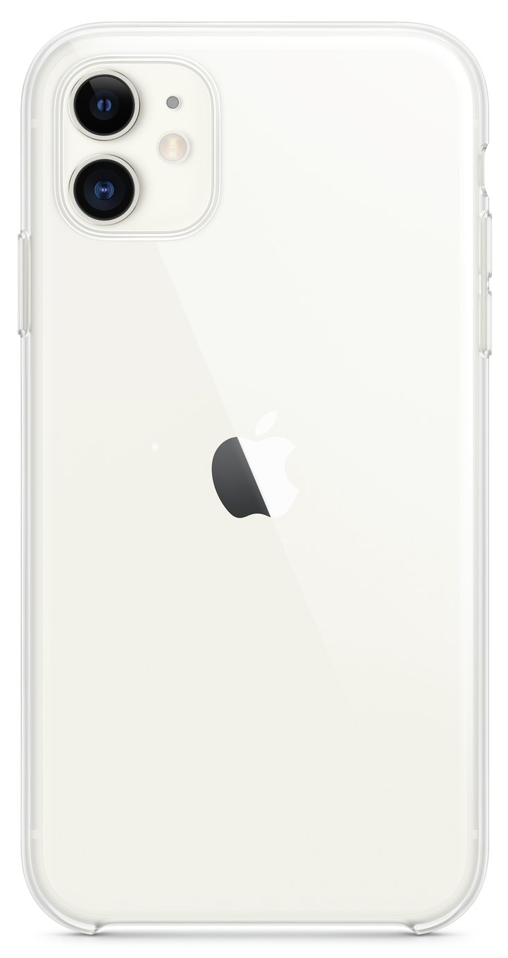 Apple iPhone 11 Phone Case - Clear