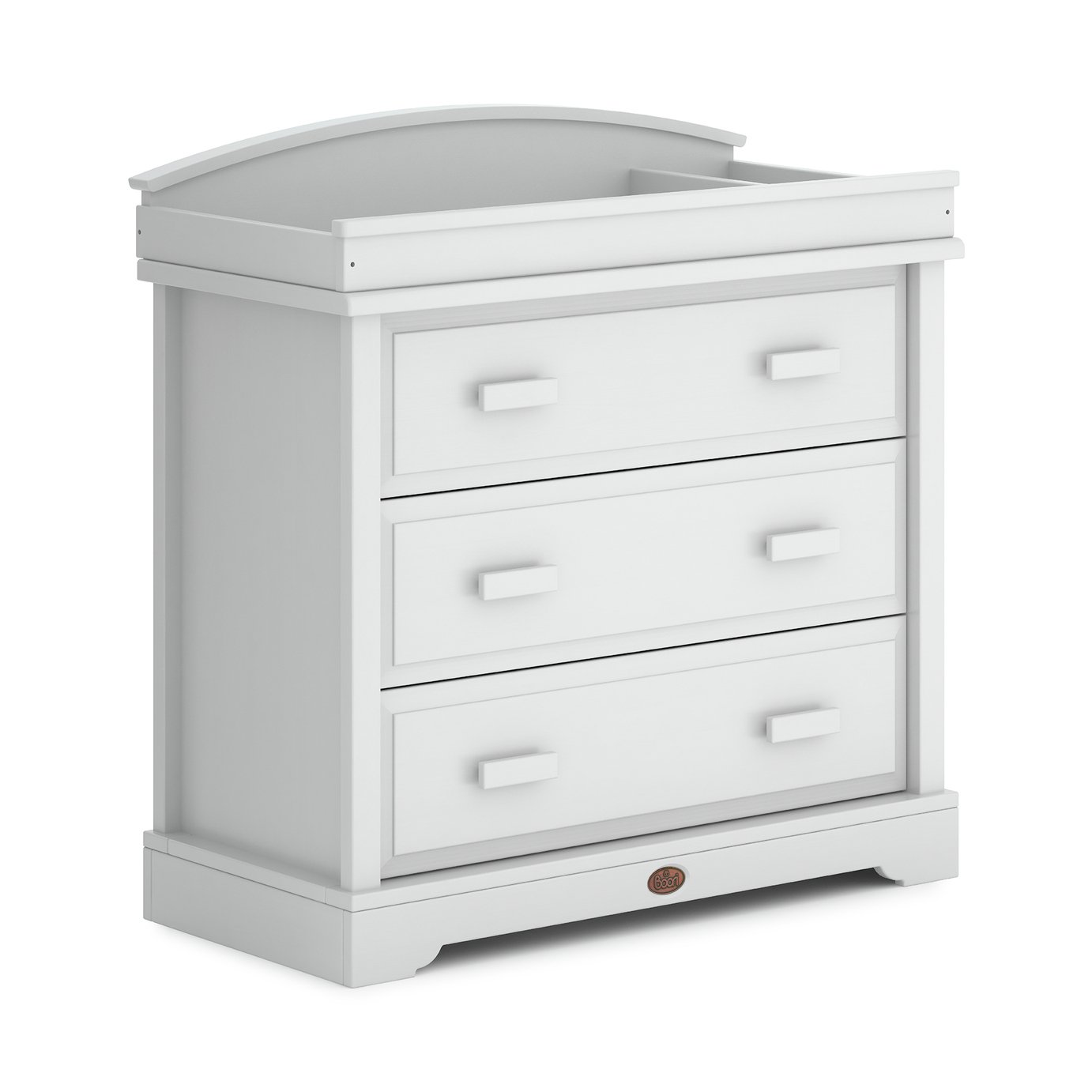 Boori Dresser and Changing Station - White