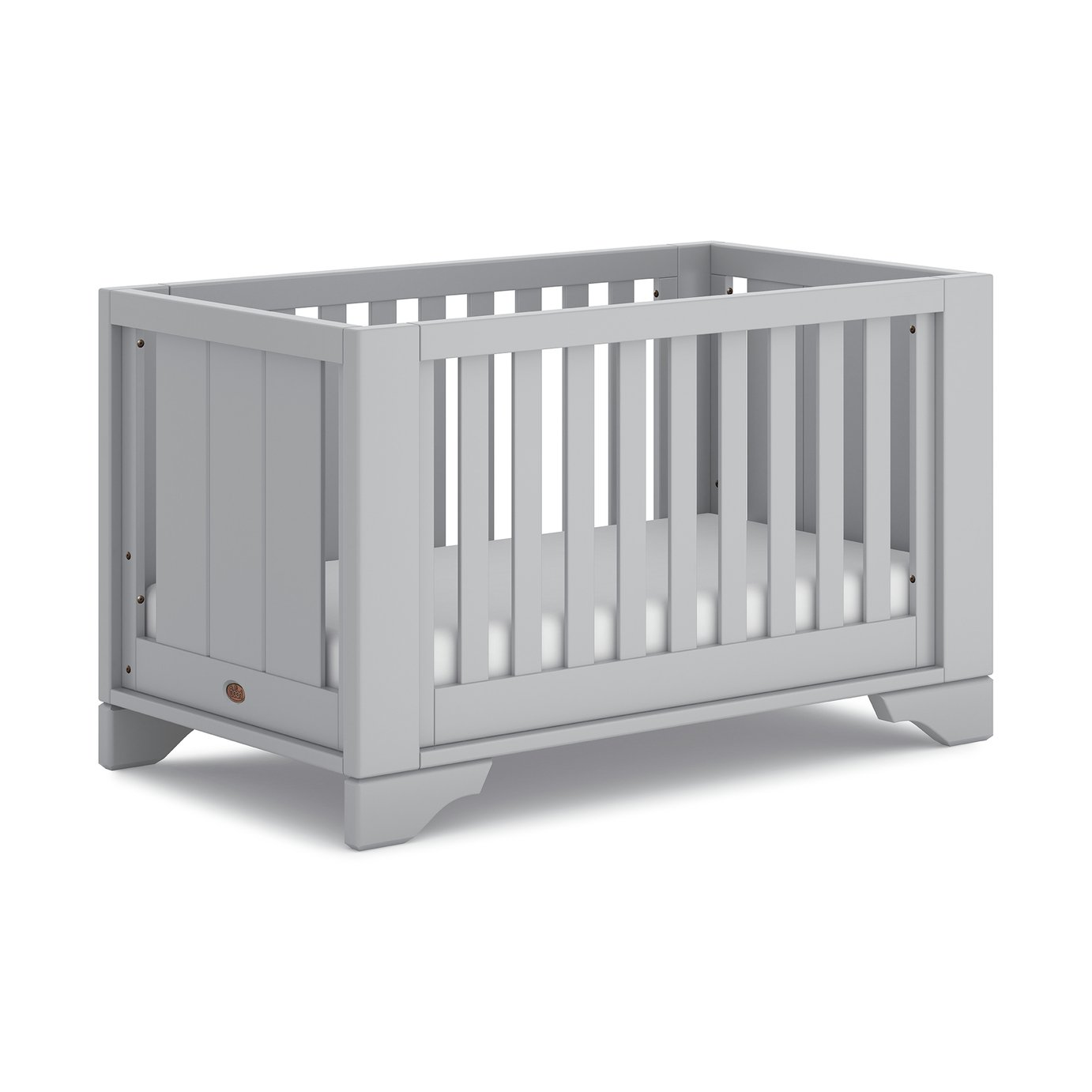 Boori Eton Expandable Cot Bed - Pebble