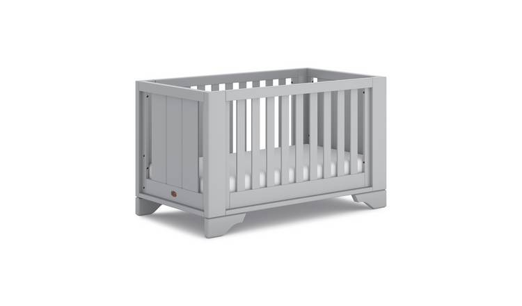 Boori Eton Expandable Baby Cot Bed - Pebble