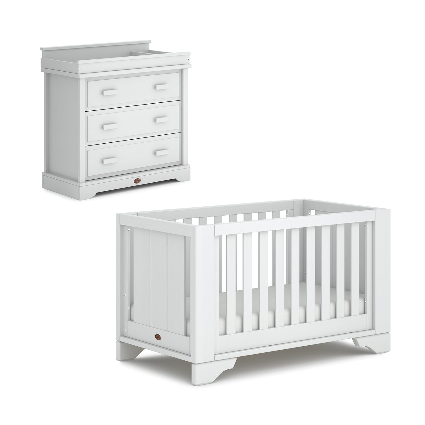 Boori Eton Expandable 2 Piece Set - White