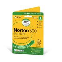 Norton N360 Deluxe & Utilities Security - 1 Device