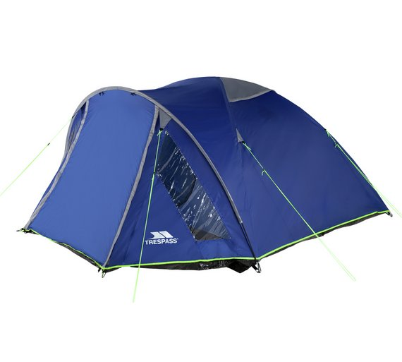 ee3386f6cee Spend your epoints on Trespass 4 Man 1 Room Dome Tent
