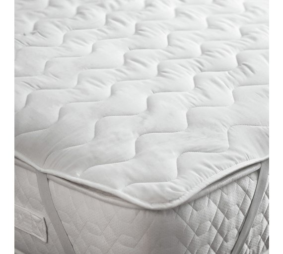 buy silentnight deep sleep mattress topper kingsize at. Black Bedroom Furniture Sets. Home Design Ideas