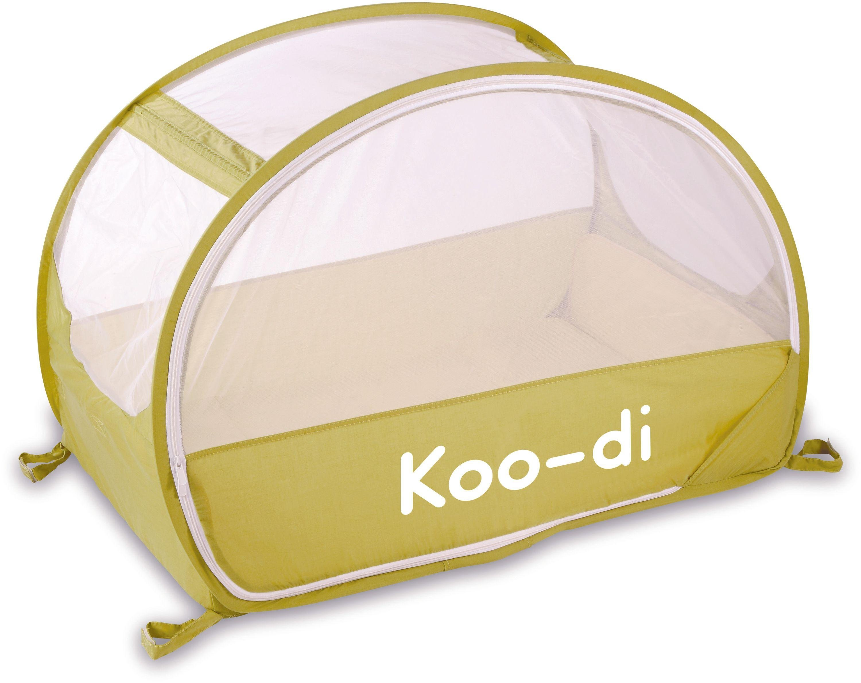 Image of Koo-di - Pop Up Bubble - Travel - Cot - Lemon and Lime