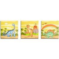 Fantasy Fields Dinosaur Wall Art.