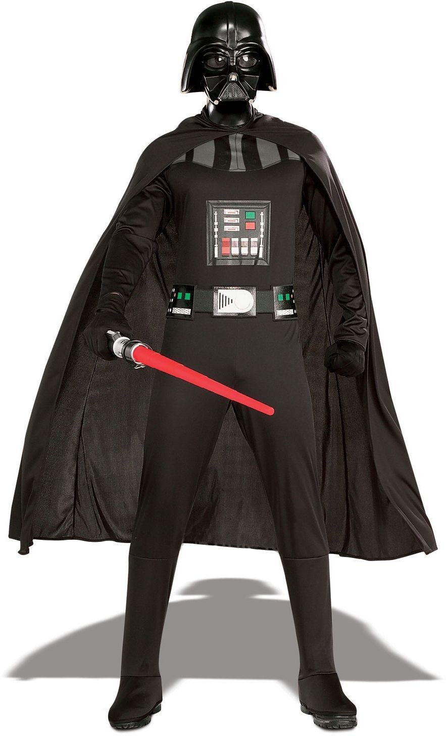 Star Wars Darth Vader Costume - 42-46 Inches.