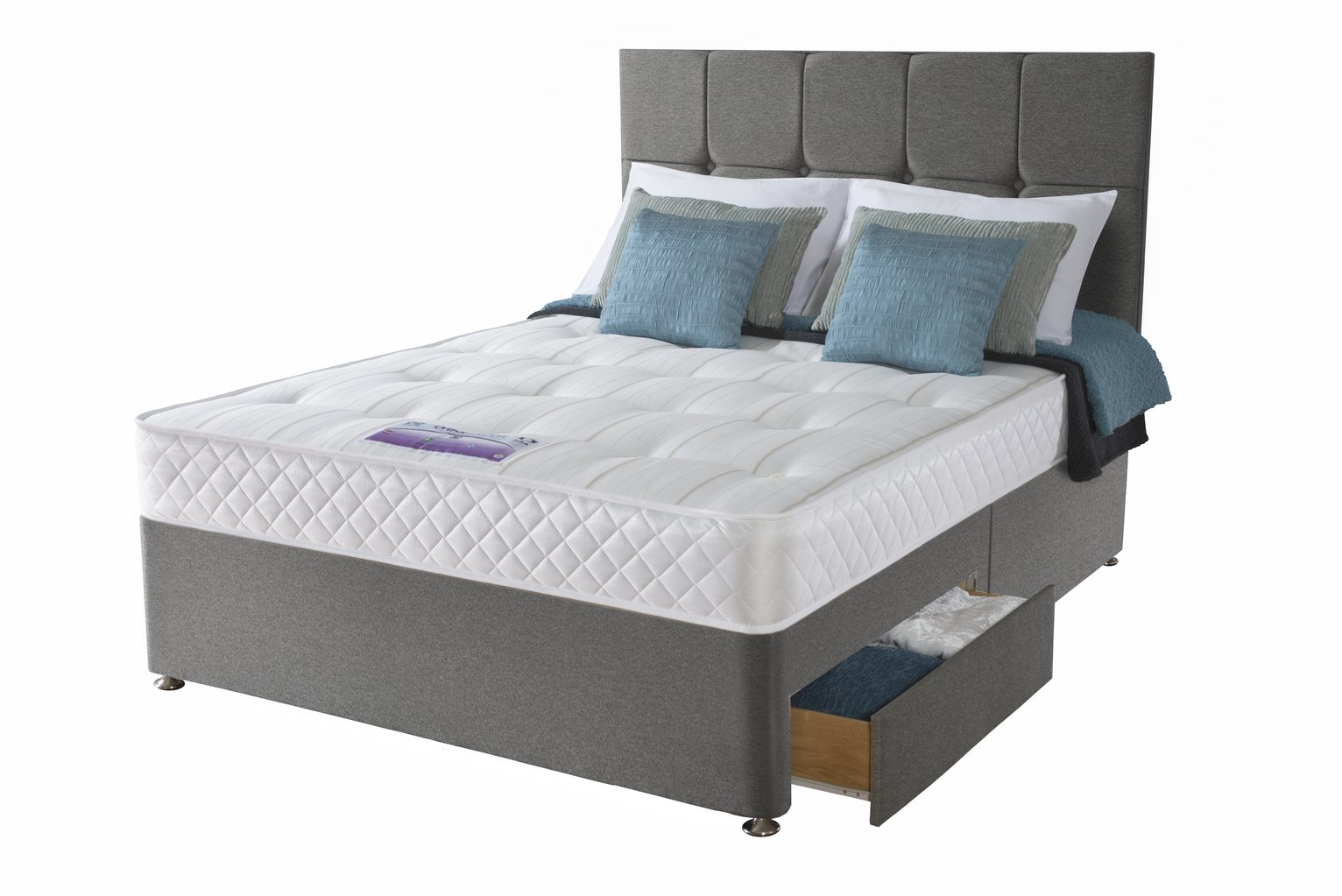 Sealy Posturepedic Divan Base Double