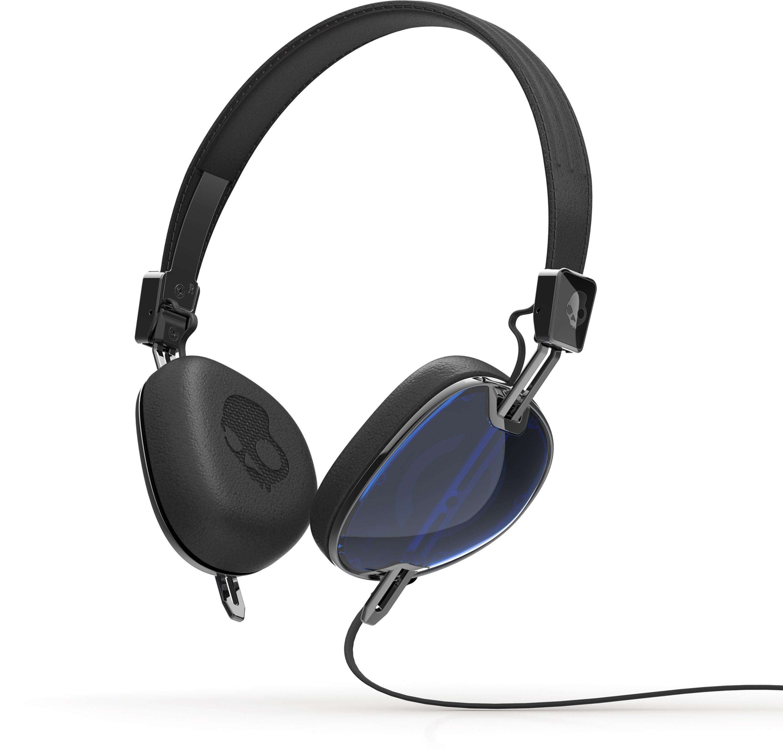 Skullcandy Skullcandy - Navigator On Ear with Mic - Royal Blue/Black