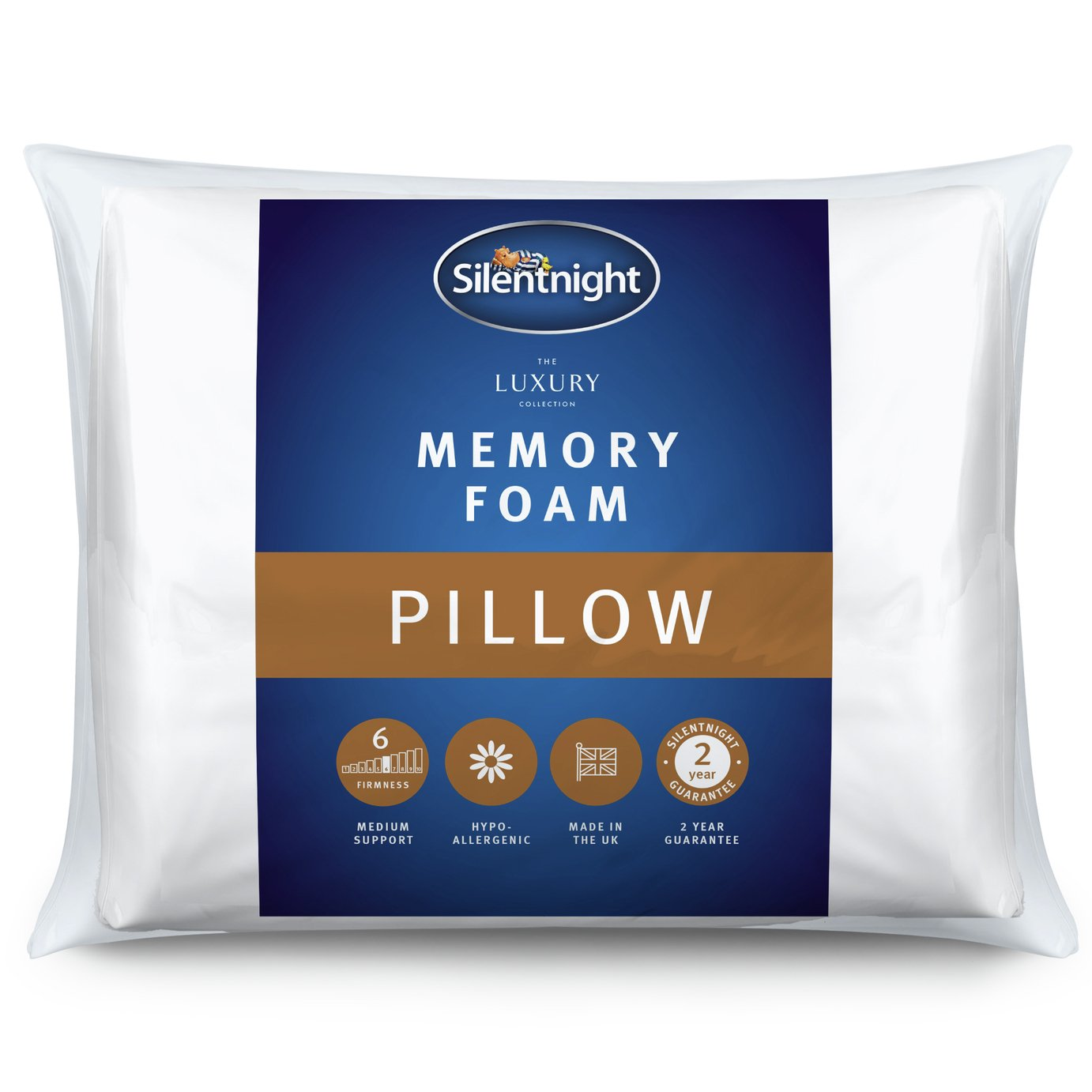 Silentnight Memory Foam Pillow