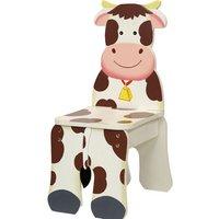 Fantasy Fields Happy Farm Chair - Cow.