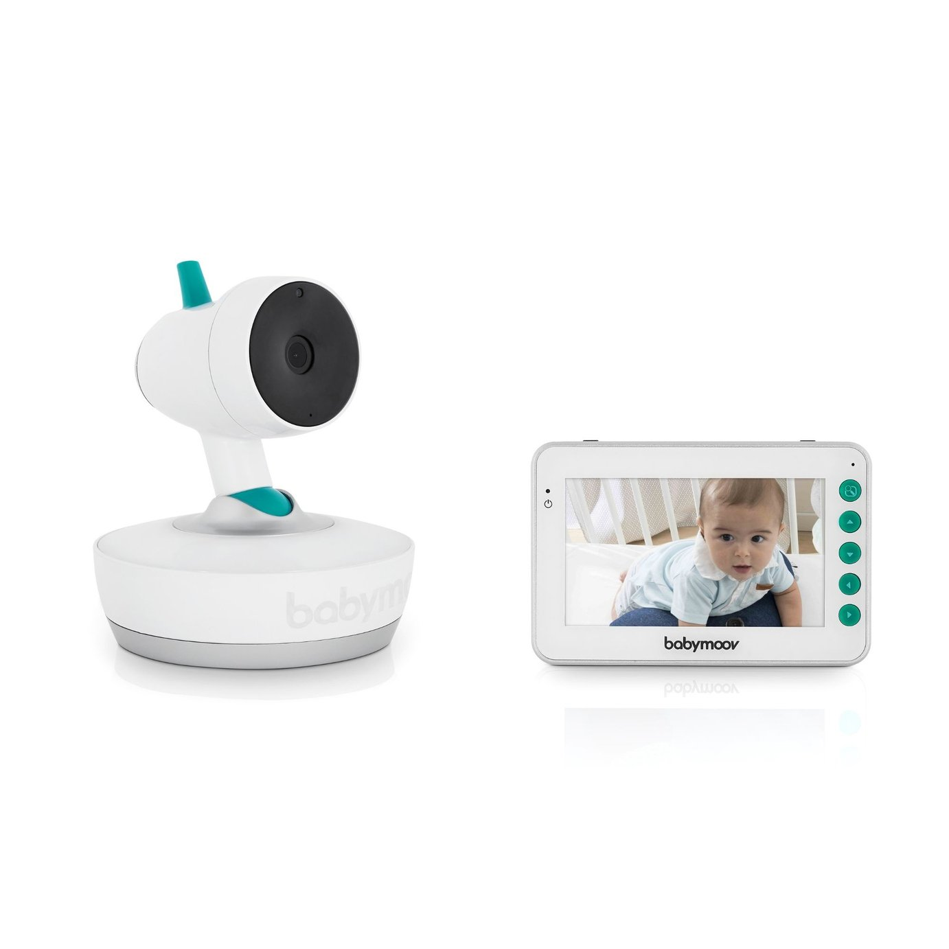YOO Moov Video baby Monitor