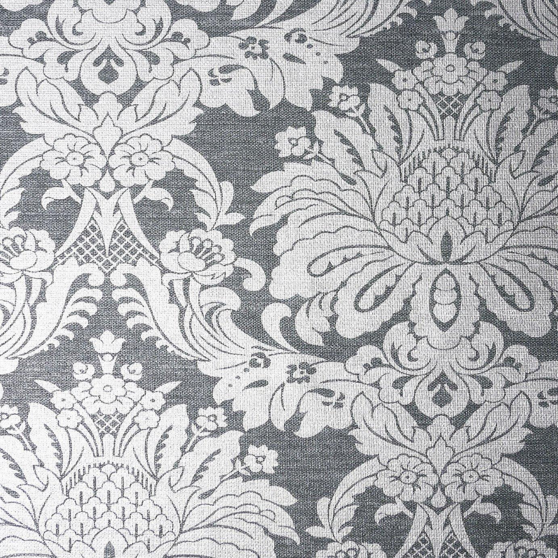 Graham & Brown Vogue Wallpaper - Charcoal
