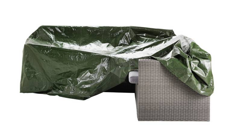 Argos Home Heavy Duty L Shaped Garden Cover