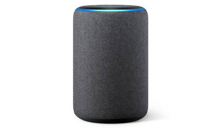 Buy Amazon Echo 3rd Generation 2019 Charcoal Wireless And