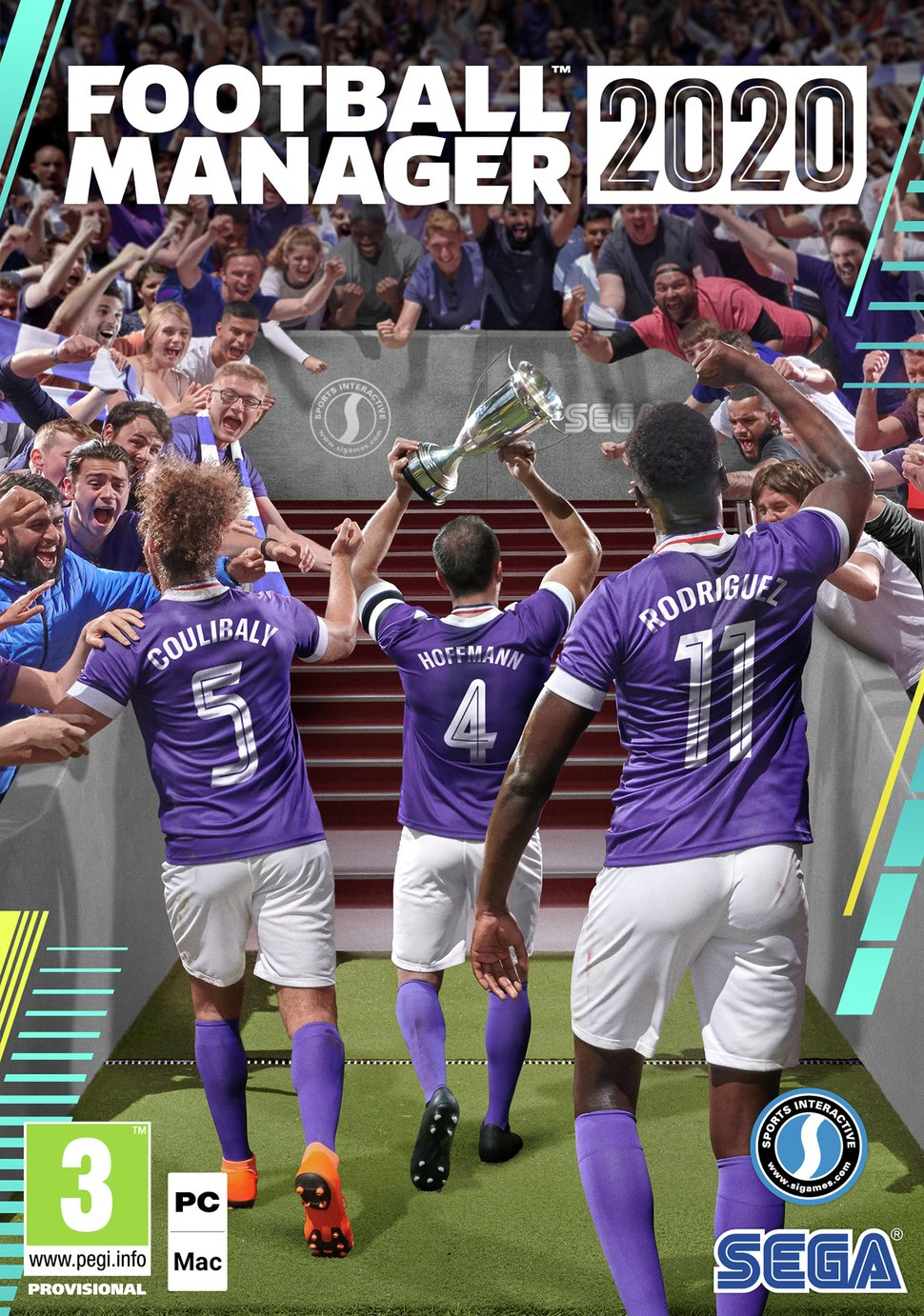 Football Manager 2020 PC Pre-Order Game