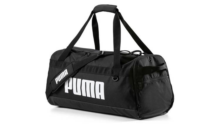Puma Challenger Medium Black Holdall
