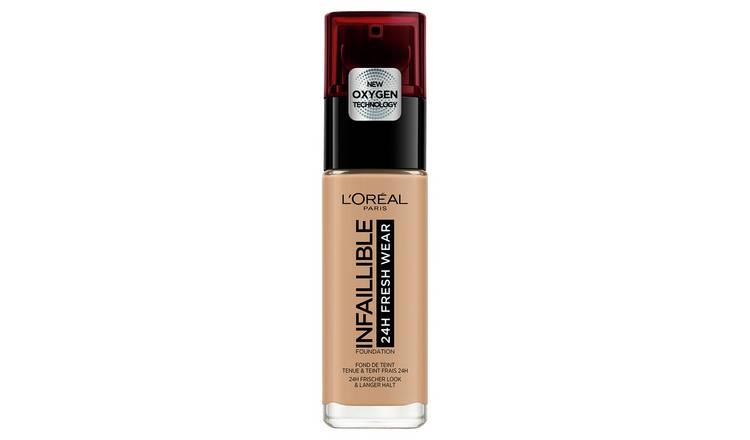 L'Oreal Infallible 24hr Foundation - 220 Sand