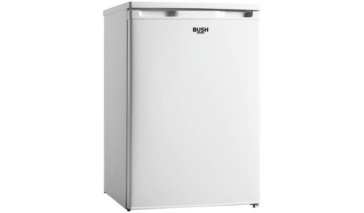 Bush M5585UCF Under Counter Fridge - White