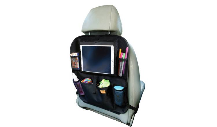 Dreambaby Car Backseat Organiser With Built-In Ipad Holder