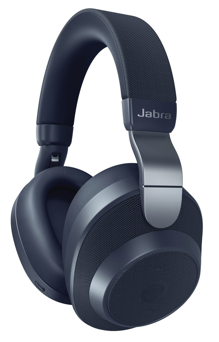Jabra Elite 85h Over - Ear Wireless Headphones - Navy