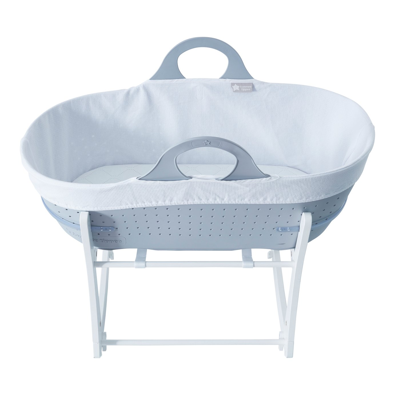 Tommee Tippee Sleepee Basket and Stand - Grey