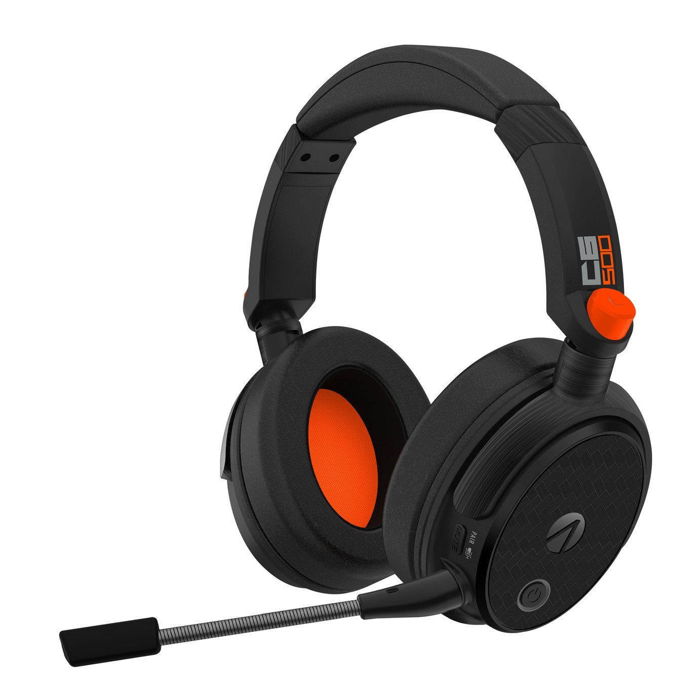 Stealth C6-500 Wireless PS4, PC Headset - Black