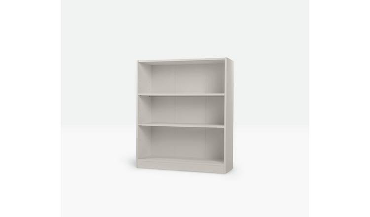 best website d6e97 9270c Buy Argos Home Maine 2 Shelf Small Bookcase - Putty | Bookcases and  shelving units | Argos
