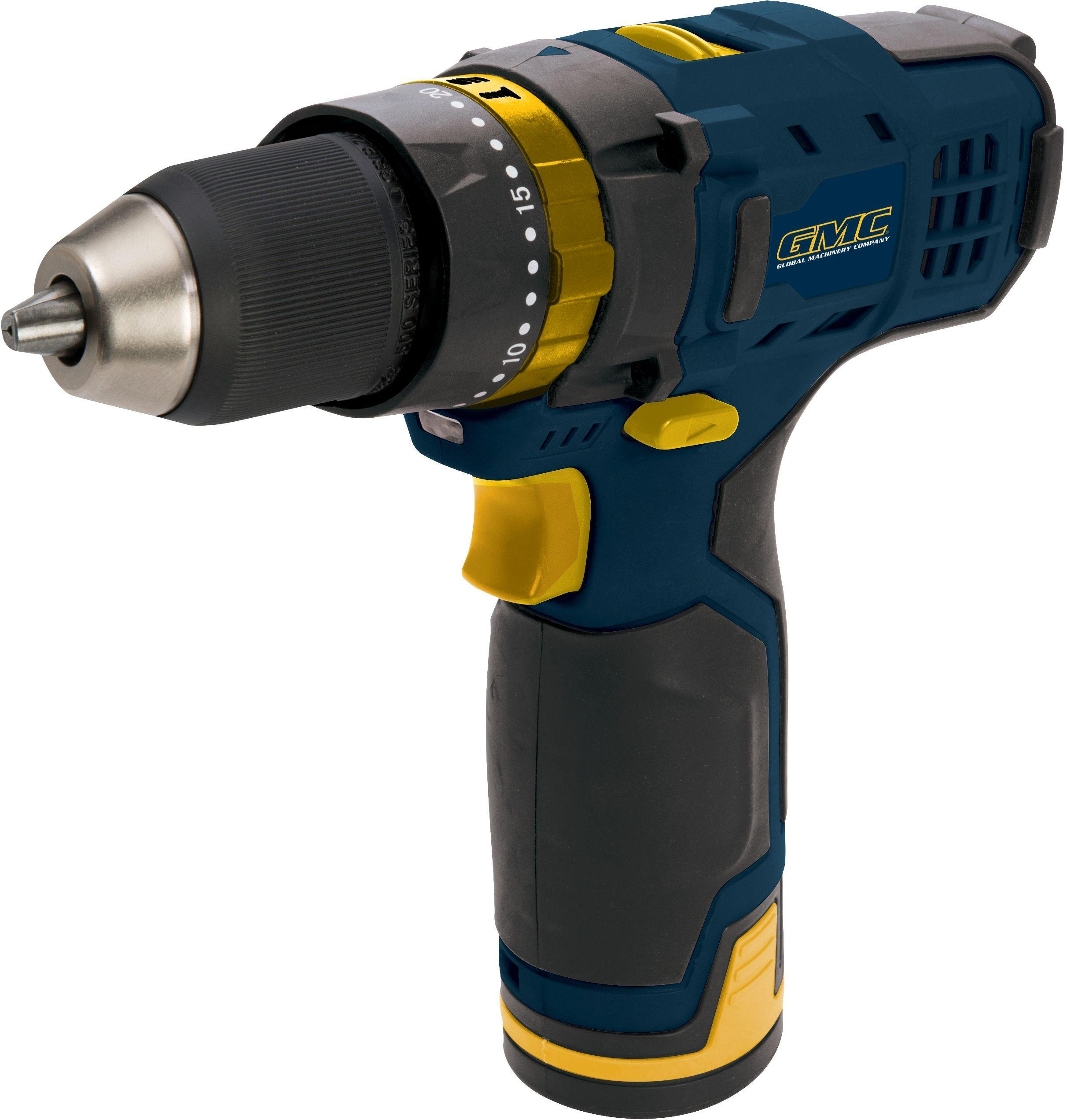 GMC - 12V Combi Hammer Drill lowest price