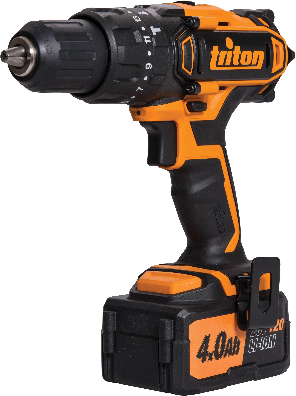 Triton - T20 20v Combi Hammer Drill lowest price