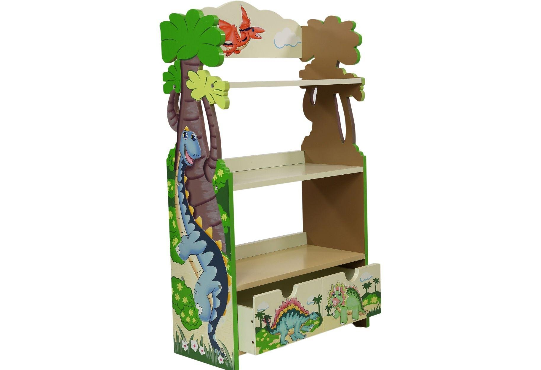 Image of Fantasy Fields Dinosaur Bookcase.