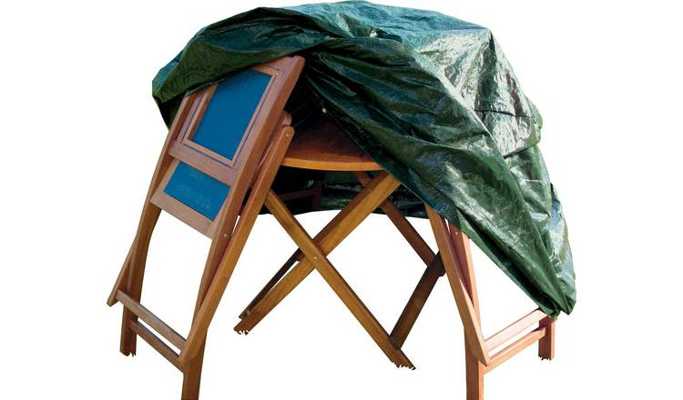 Argos Home Round Patio Set Cover