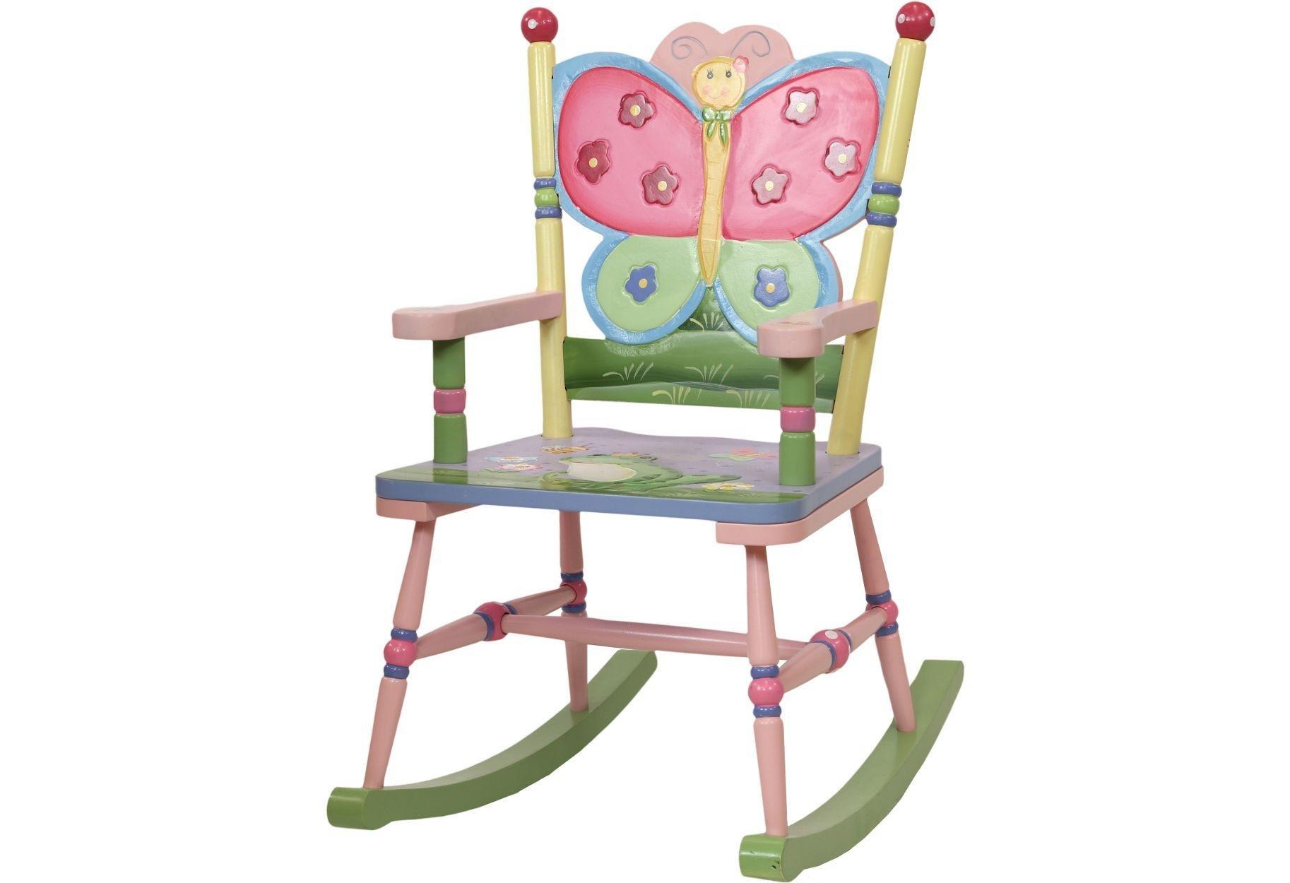 Image of Fantasy Fields Magic Garden Rocking Chair.