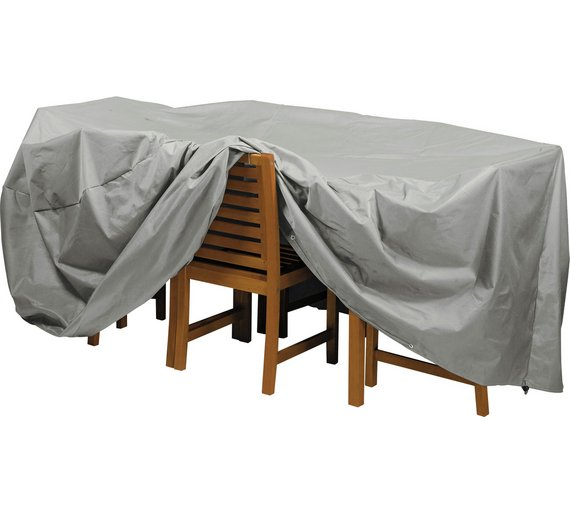 Buy Home Deluxe Xl Patio Set Cover At Argos Co Uk Your Online