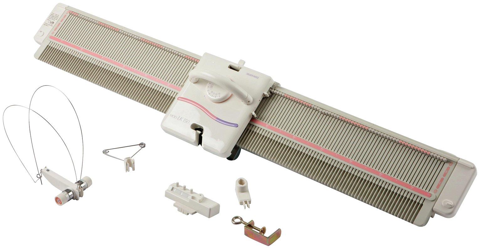 Silver Reed - LK150 Knitting Machine