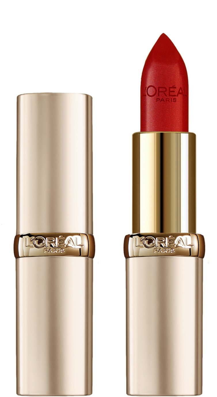L'Oreal Color Riche Luxurious Lipstick - Red Passion