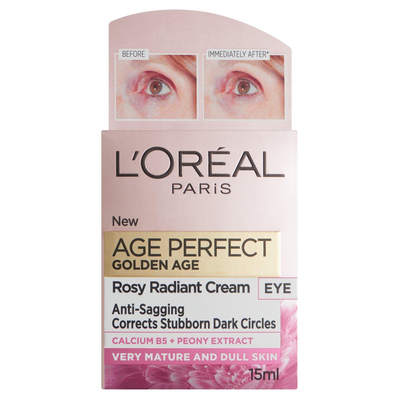 L'Oreal Paris Age Perfect Rosy Radiant Eye Cream - 15ml