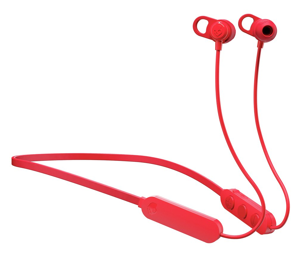 Skullcandy Jib+ In-Ear Wireless Headphones - Red