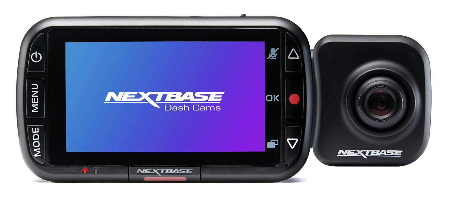 Nextbase 222X Rear Cam Bundle