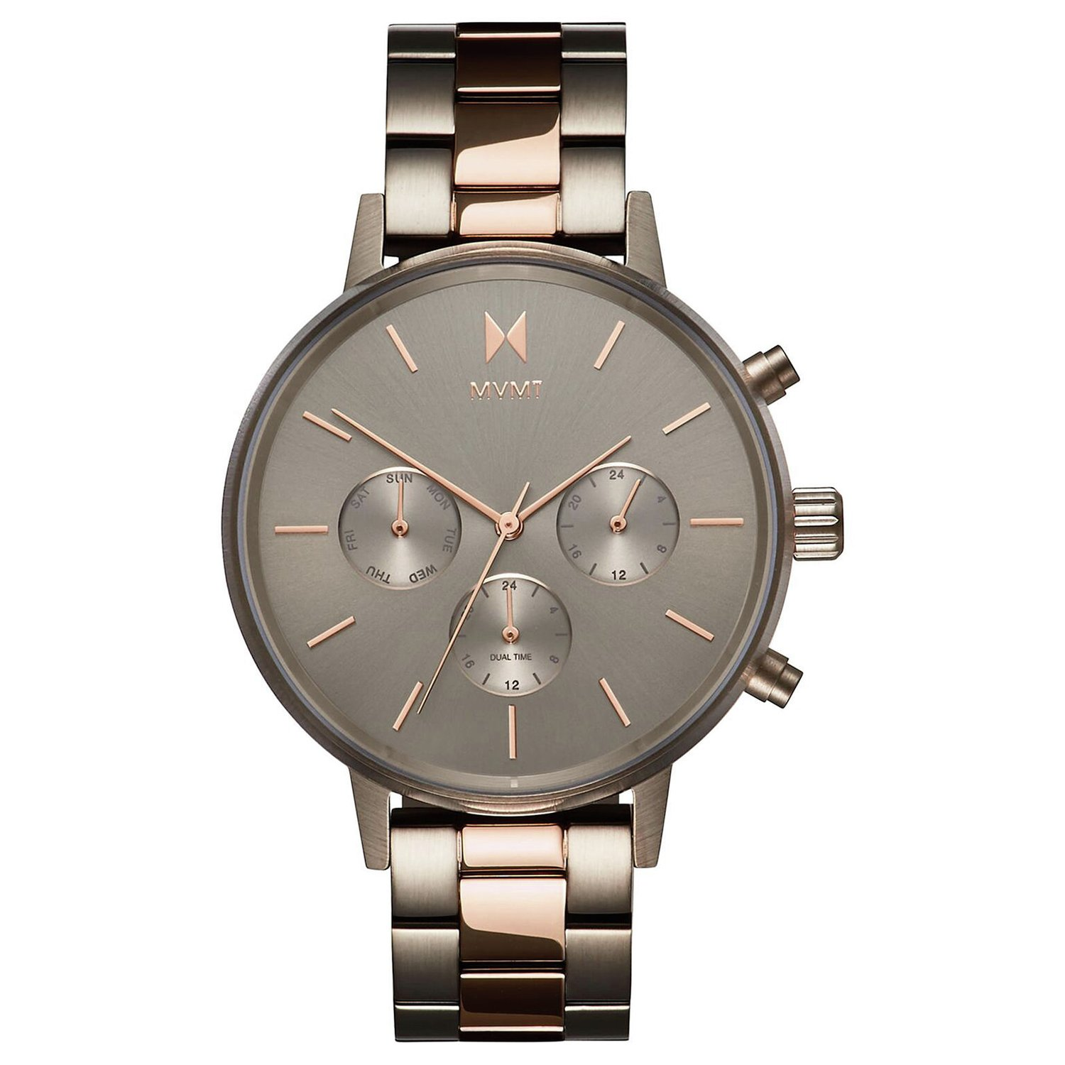 MVMT Ladies Nova Gold Plated Bracelet Watch