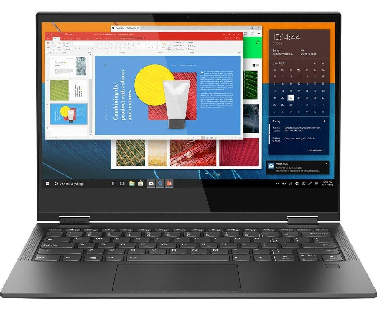 Lenovo Yoga C630 13 Inch 8GB 128GB 4G Cellular Laptop
