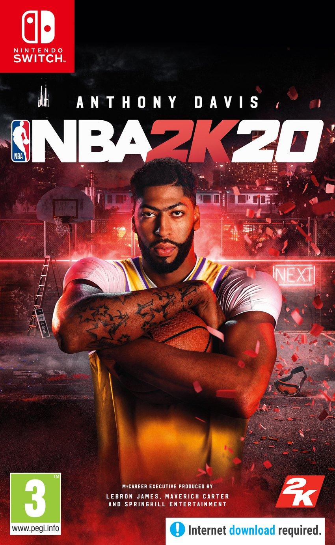 NBA 2K20 Nintendo Switch Game