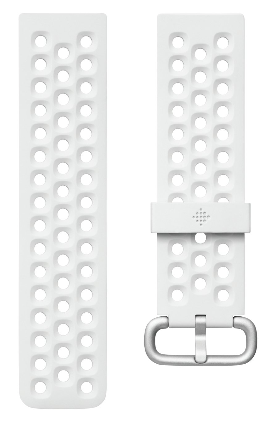 Fitbit Versa 2 White Sport Band - Large