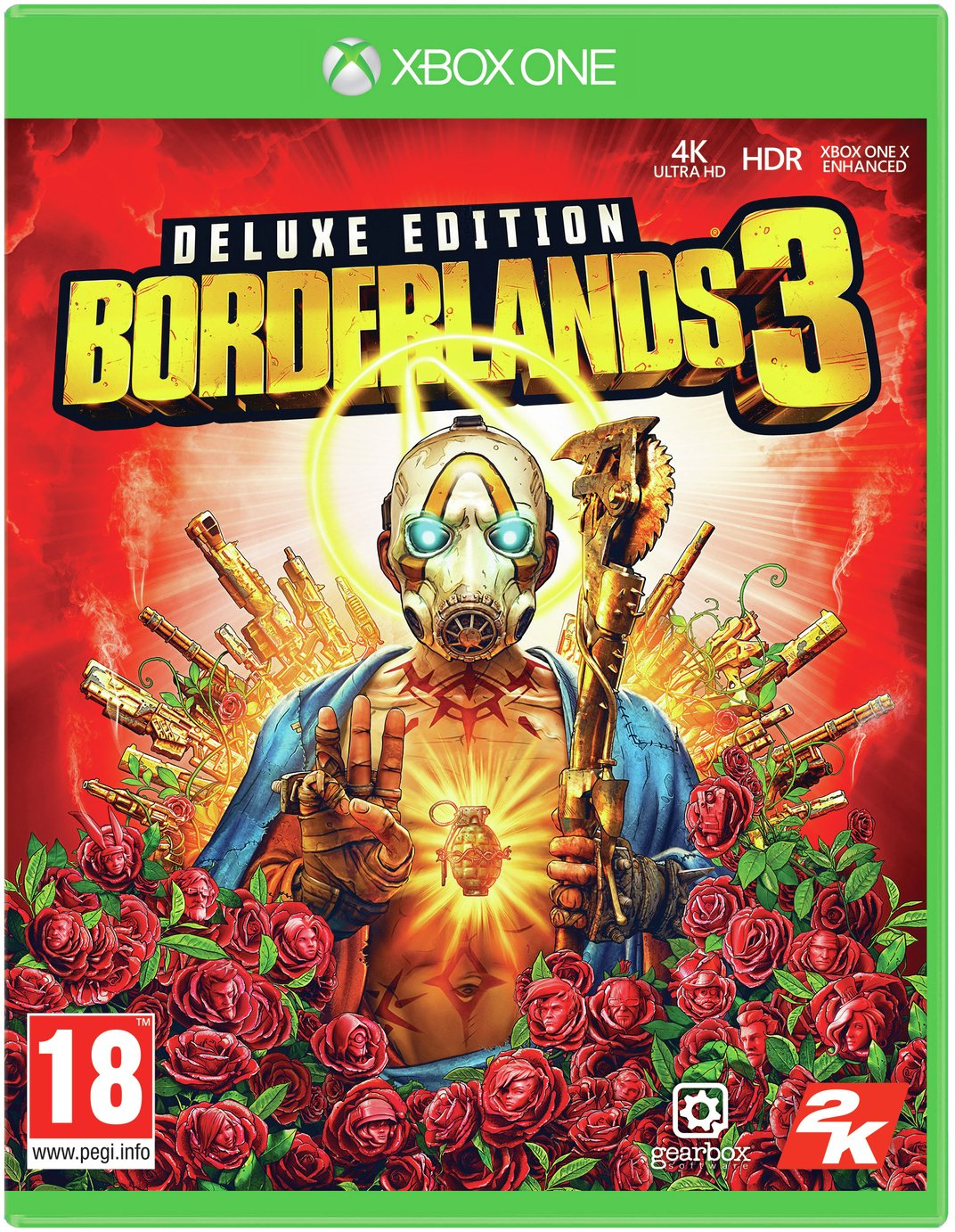 Borderlands 3 Deluxe Edition Xbox One Game