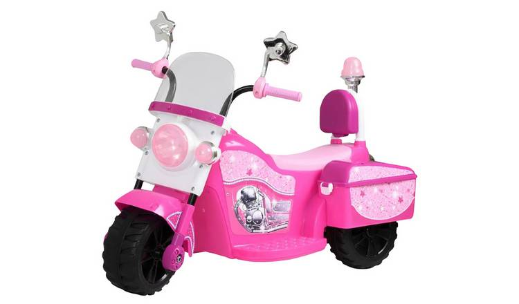 Chad Valley Princess Trike 6V Powered Ride On