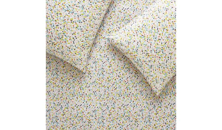 Habitat Angelica Dots Bedding Set - Kingsize